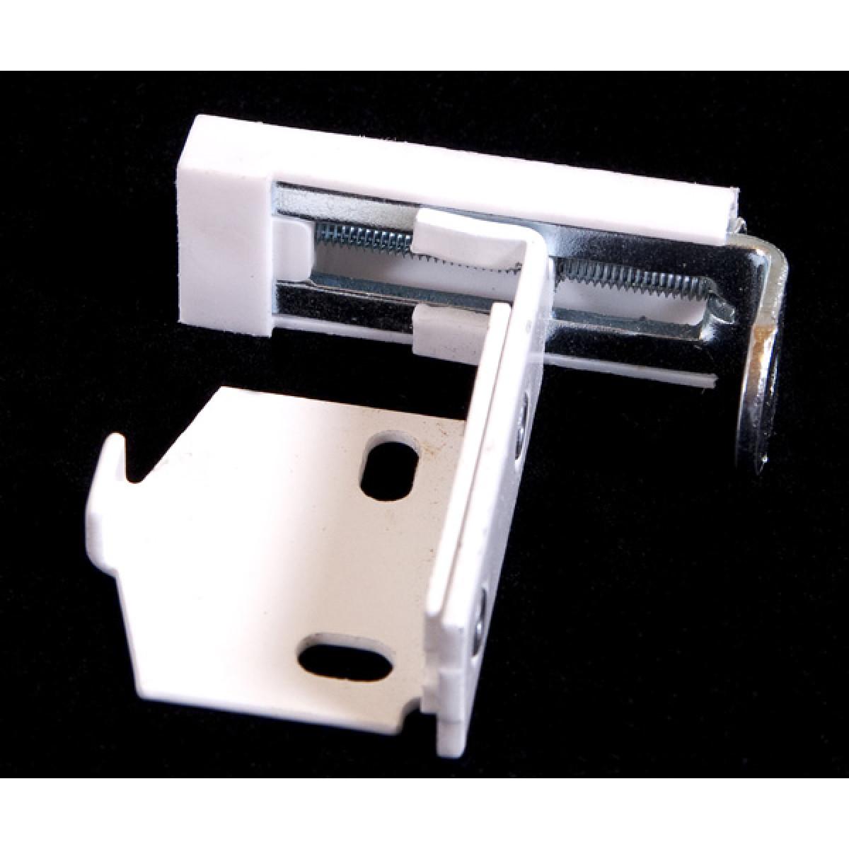 Ultramoderne Rullegardin beslag til plastvinduer - Klemmebeslag RY-49