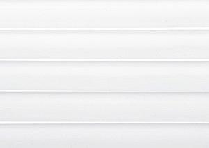 25 mm Alu. persienne - Farve 110 - Hvid