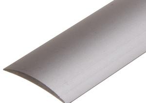30 mm. Aluprofil - Buet overgang - Mat alu