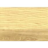 22 mm Ask Rustik plank hvid mat lakeret - 1,06 m²/pk