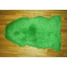 Ægte Australsk lammeskind - Grøn