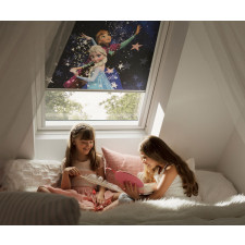 Original VELUX mørklægningsgardin - Disney & Goodnight collection