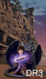 FAKRO DreamWorks mørklægningsgardin - DR3