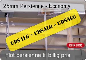 Billig persienne - Economy