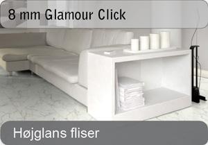 8 mm Glamour laminatfliser
