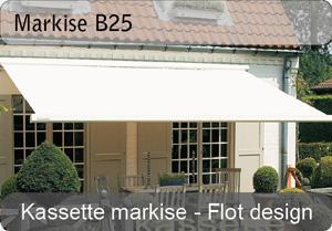 B25 Kassette markise