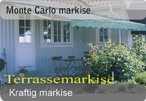 Monte Carlo markise