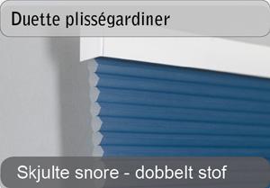 Forskellige Flyvende plissegardiner - UP&DOWN XP94