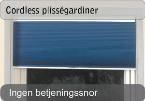 Moderne Plissegardiner | Bestil plissegardiner online – hurtig levering! VZ66