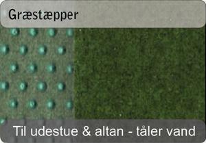 Kendte Syntetiske tæpper - Væg-væg tæpper - Tæpper CO-94