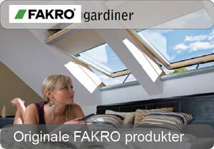FAKRO gardiner