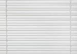 27 mm træpersienne - Hvid